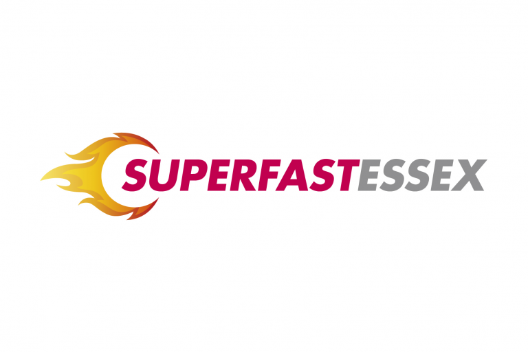 Superfast Essex Colour Logo