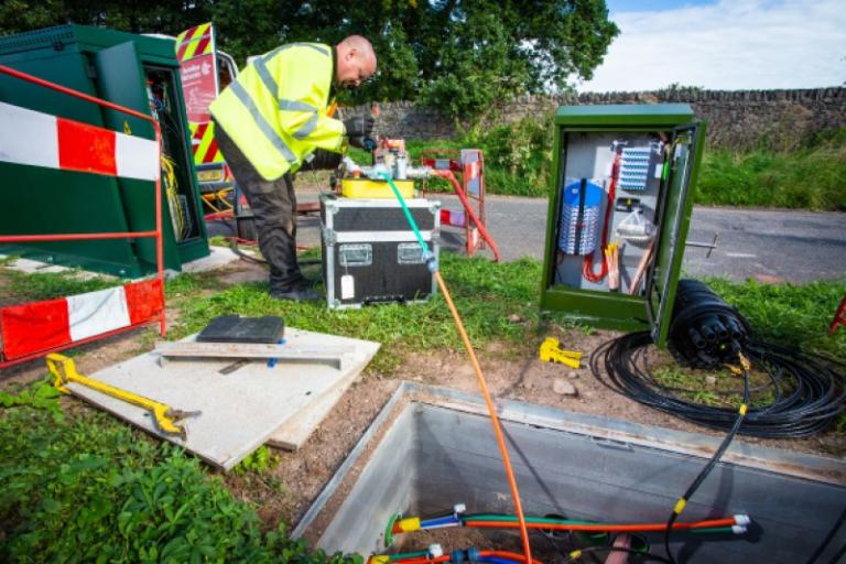 Gigaclear Finalising Rollout in West Berkshire