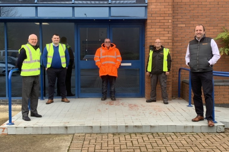Gigaclear Opens New Warehouse in Swindon to Expand Operations